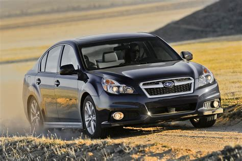 Subaru Car : 2014 Subaru Legacy Reviews And Rating