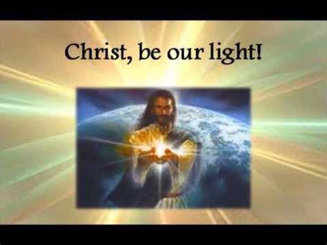 be our light be our light by bernadette farrell