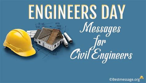 happy engineers day messages wishes  civil engineers