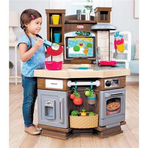 tikes cook  learn smart kitchen play kitchens  hayneedle