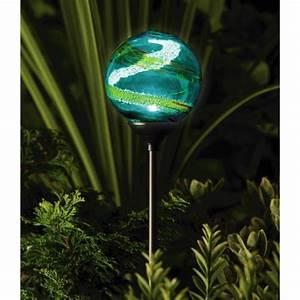 Luminaire Exterieur Solaire : luminaire jardin solaire ~ Teatrodelosmanantiales.com Idées de Décoration