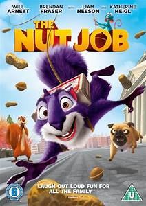 The Nut Job Dvd Zavvi