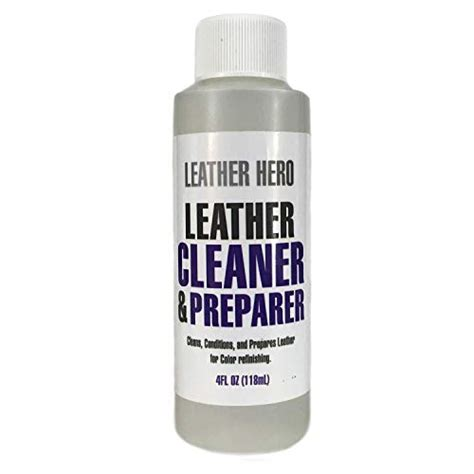 For the sofa, a variety of flooring and decorative walls, desirable amount of clean paste dissolved in about. Leather Hero Leather Color Restorer & Applicator- Refinish ...