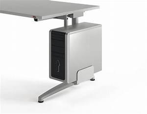 Pc Halterung Schreibtisch : assmann canvaro 500 elektrisch h henverstellbarer schreibtisch steh sitz tisch b ro goertz ~ A.2002-acura-tl-radio.info Haus und Dekorationen