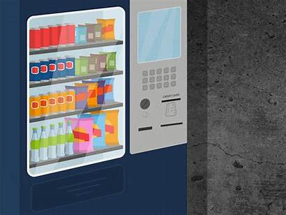 Vending Machine Much Hustle Machines They Interviewed