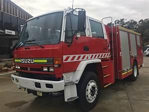 1996 Isuzu Fvr900 Crew Cab Automatic Emergency Vehicles