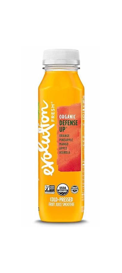 Evolution Fresh Defense Cold Pressed Starbucks Organic