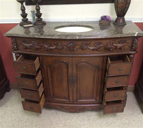 the kitchen sink utah 45inch sink vanity utah sink vanity brown marble vanity