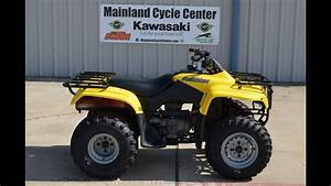 2003 Honda Recon 250 Yellow Pre-owned Atv