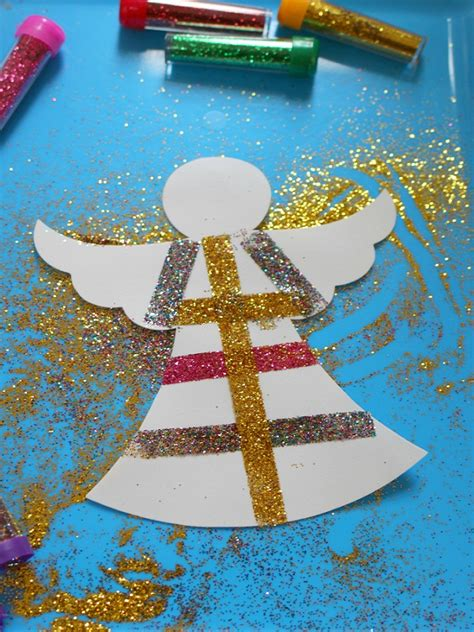 fabulous christmas art  craft ideas  brighten