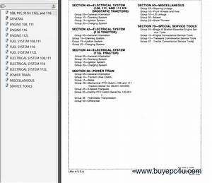 John Deere 108 111 111 U041d 112l 116 Lawn  U0422ractors Pdf Manual