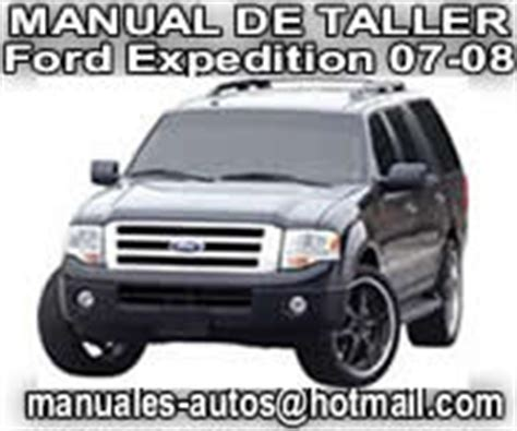ford expedition   manual de reparacion  taller