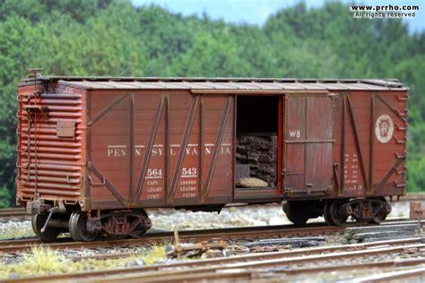 box car train boxcars prrho com model trains