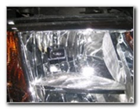 ford edge headlight bulbs replacement guide 2007 to 2010