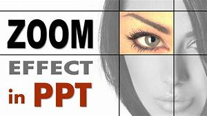 Cool Zoom Animation Effect: PowerPoint Animation Tutorial ...