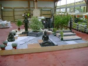 Decoration Terrasse Exterieur : deco exterieur jardin zen ~ Teatrodelosmanantiales.com Idées de Décoration
