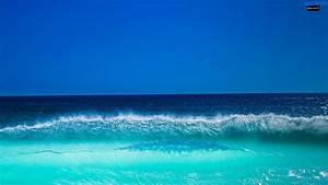 Wave sky ocean wallpaper 1600×900 | Wallpaper 29 HD