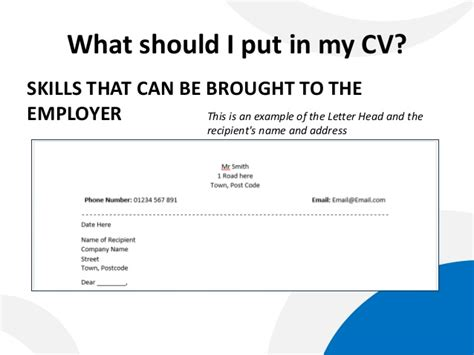What Of Skills Do I Put On My Resume by How To Write A Cover Letter