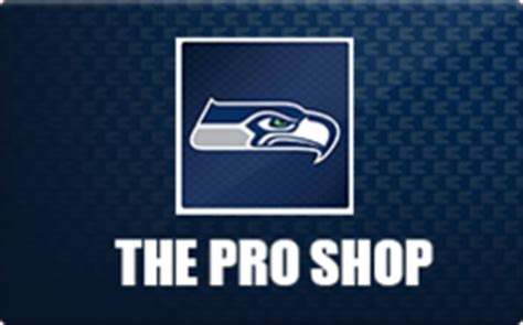 sell seattle seahawks proshop gift cards raise