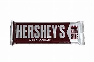 Hershey's King Size Milk Chocolate Bar 2.6oz - Hangry Kits ...