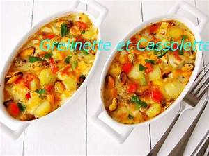 Recettes De Fetes Originales : recettes de fruits de mer et gratins ~ Melissatoandfro.com Idées de Décoration