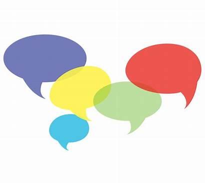 Communication Vector Symbol Chat Background Clipart Illustration