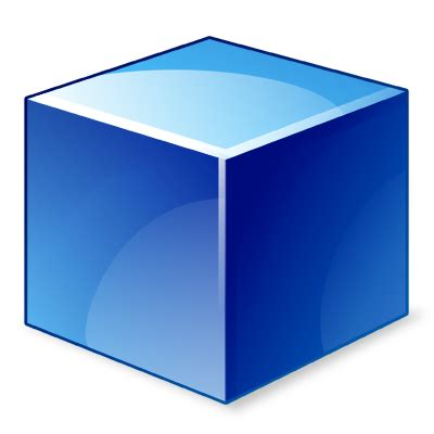 Image Cube 16 3d Square Icon Png Images 3d Cube Vector Data Cube
