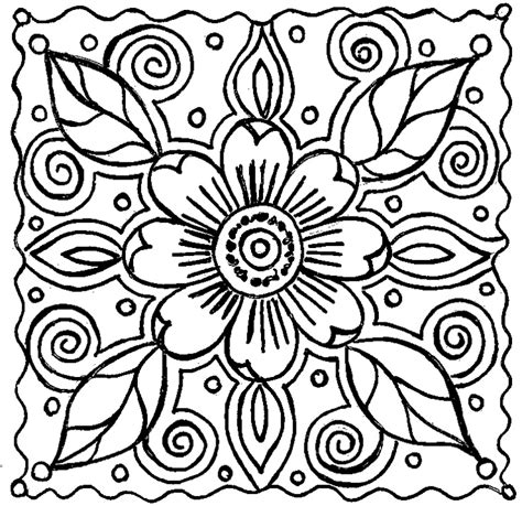 abstract coloring pages pinterest abstract coloring