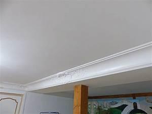 Corniche Plafond Platre : moulure plafond platre dikke houten balken ~ Edinachiropracticcenter.com Idées de Décoration