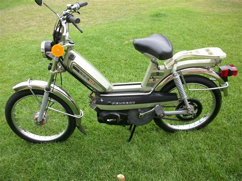 Peugeot 103 Moped by Used 1980 Peugeot 103 Sold Sunday Morning Motors