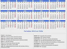 Calendario días feriados Chile 2014 23 Rankia