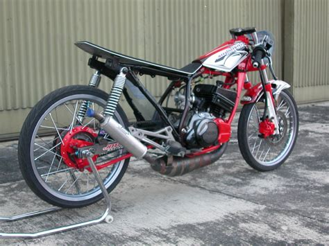 Motor Drag by Modifikasi Motor Motor Drag