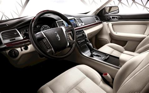 how make cars 2009 lincoln mks interior lighting 2009 lincoln mks first drive motor trend