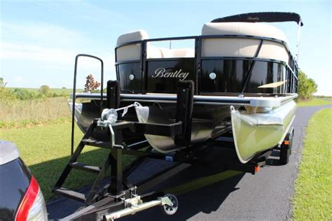 Tritoon Boats For Sale In Kentucky by Bentley 223 Tritoon Boats For Sale In Richmond Kentucky