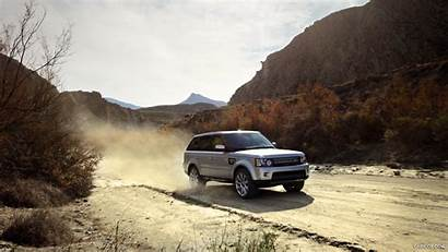 Rover Range Sport Land Wallpapers Supercharged Background