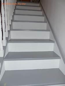 Repeindre Escalier En Bois : repeindre escalier repeindre un escalier en bois ~ Dailycaller-alerts.com Idées de Décoration