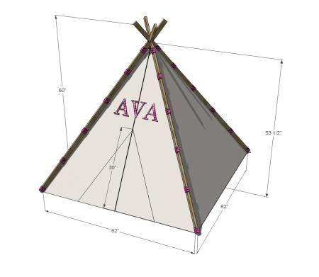 tipi zelt nähen 49 best images about zelt tipi n 228 hen on play