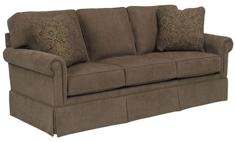 Audrey Chenille Fabric Sofa From Broyhill 3762 3q2 8595