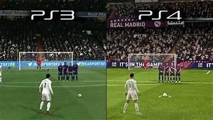 FIFA 18 | Ps3 vs Ps4 Graphics & Gameplay Comparison ...