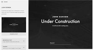 simple under construction html template image collections With simple under construction html template