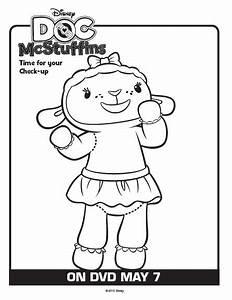29 best Doc McStuffins Coloring Pages An Handy Mandy ...