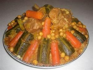 Assiette A Couscous : menu du week end salades compos e et couscous la cuisine tout simplement ~ Teatrodelosmanantiales.com Idées de Décoration