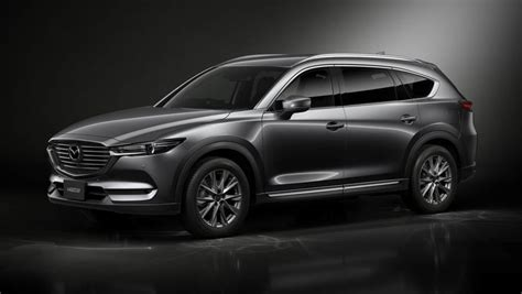 mazda suv lineup mazda cx 8 suv 2018 revealed with diesel power car news