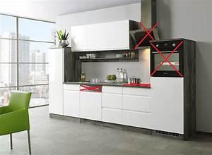 Küchenzeile Hochglanz Weiß : k chenzeile 330 cm ohne ger te grifflose mdf k che hochglanz weiss regale ebay ~ Orissabook.com Haus und Dekorationen