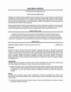 Executive level manager resume template premium resume for Executive manager resume