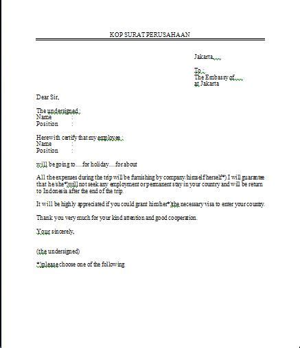 Contoh Format Surat Untuk Meminta Sponsor by Surat Permohonan Anekacontoh