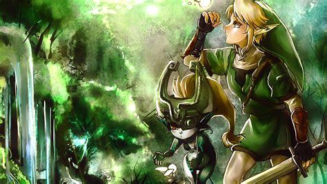 Legend Of Zelda Desktop Background Midna Wallpaper Wallpapersafari