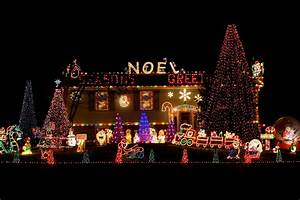 Top, 10, Biggest, Outdoor, Christmas, Lights, House, Decorations