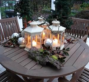 Weihnachtsdeko aussen wohnen und garten foto deko for Garten planen mit balkon zum wintergarten