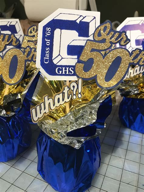 class reunion centerpieces    invested